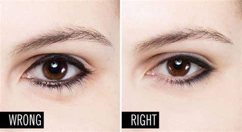 eyeliner tutorial and tips applying lower eyeliner makeup tips makeup vidalondon