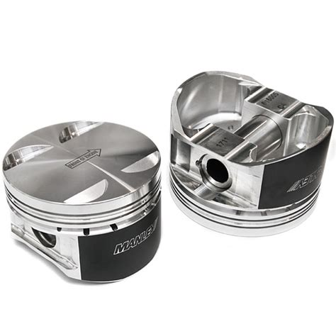 subaru piston manley 2 5l forged pistons 04 sti and 06 wrx