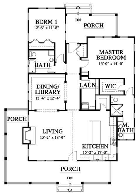 Whisper Creek House Plan Whisper Creek Cottage Variation House Plan 10338 Design From Allison Ramsey Architects