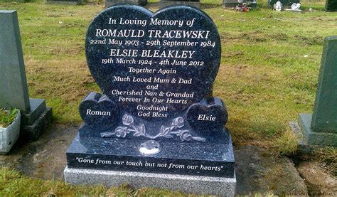 morgan headstone