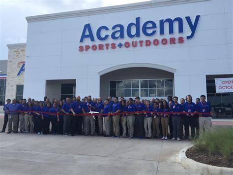 Academy Sports Corporate Office by New Academy Sports Outdoors Is Now Open On Pearland