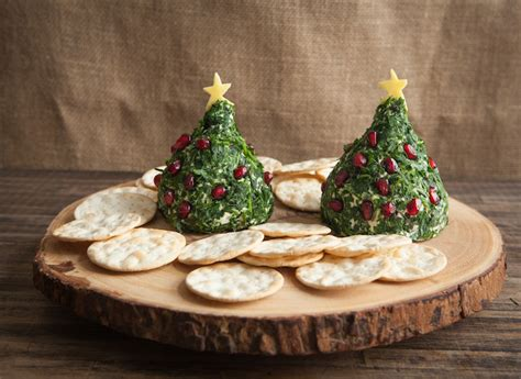 christmas tree cheese ball tree cheese chez us