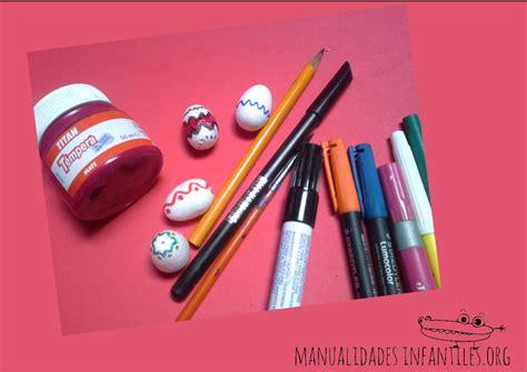 decorar huevos porexpan huevos de porexp 225 n decorados actividades para ni 241 os