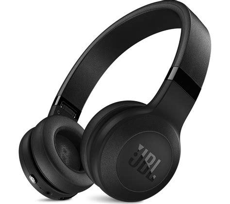 Jual Headset Bluetooth Jbl by Buy Jbl C45bt Wireless Bluetooth Headphones Black Free