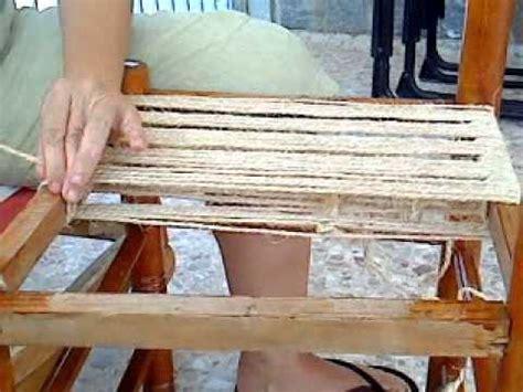 como arreglar el asiento de una silla