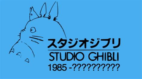 ghibli feature film studio ghibli might quit making feature films says report
