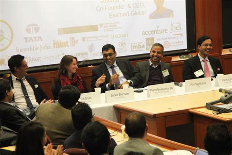 Harvard Mba Recruiting by Cautious Optimism A Recap Of The Harvard India Conference