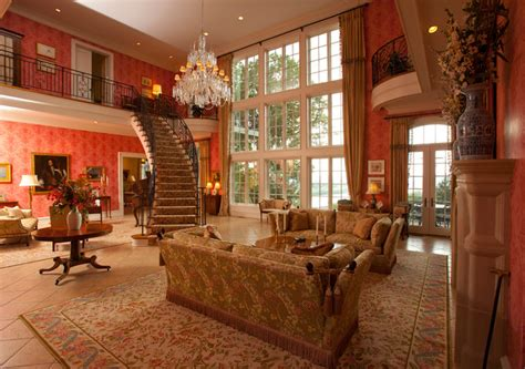 million dollar living rooms million dollar entry room traditional living room