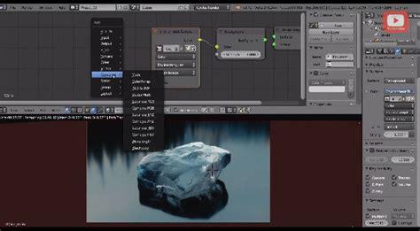 blender tutorial ice makingof realistic ice animation worlds