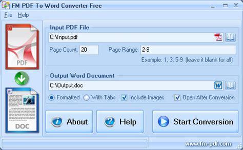 convert pdf to word converter free download fm pdf to word converter free freeware en download
