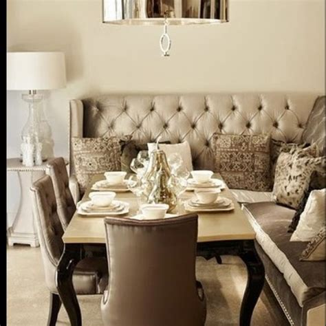 dining room table with loveseat corner sofa with the dining table nice idea for the