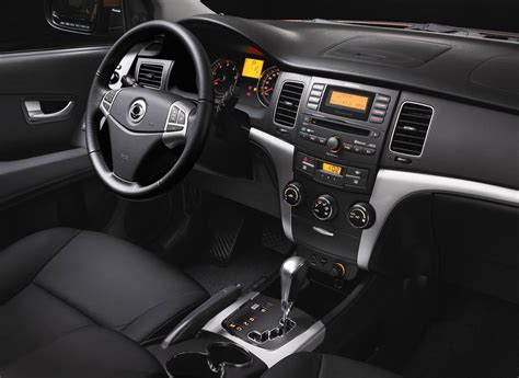 Ssangyong Kyron Interior by 2015 Ssangyong Korando Review Prices Specs
