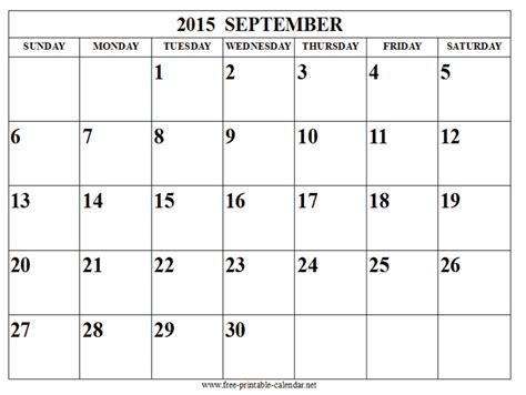 printable calendar 2015 september october november september 2015 calendar tips pinterest september