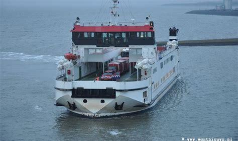 boot ameland naar schiermonnikoog stremming veerdienst door hoge waterstand promotie
