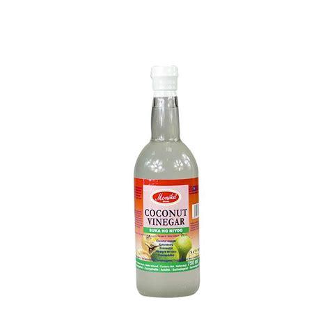 imagenes vinagre blanco vinagre de coco 750 ml www cocinista es