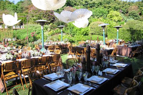 Outdoor Wedding Reception by Advantages Of The Outdoor Wedding Reception Weddingelation