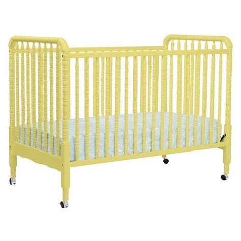 Baby Crib With Mattress Included by Davinci Lind 3 In 1 Convertible Crib In