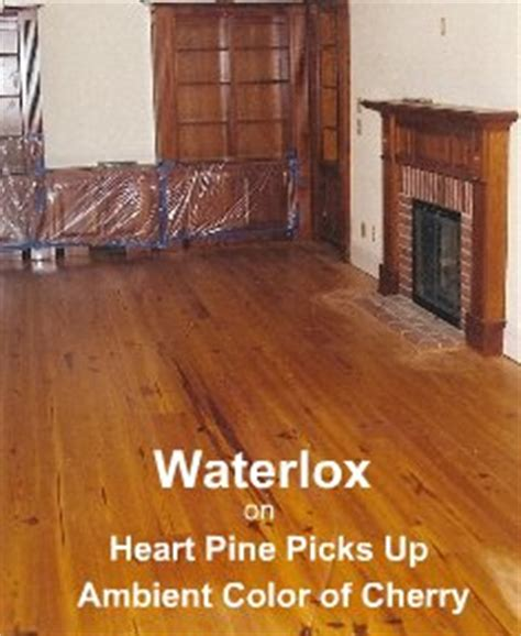 Waterlox Tung Oil Might Be Best Wood Floor Finish For