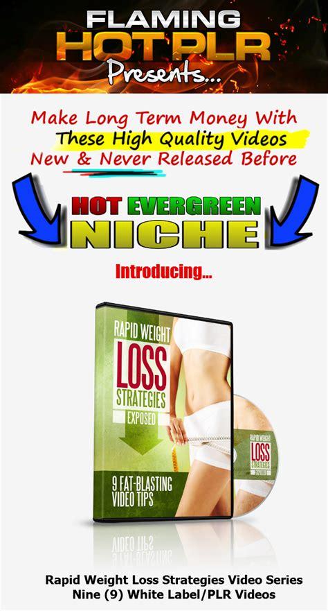 9 weight loss strategies rapid weight loss strategies plr