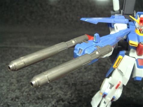 Bandai Gundam Figures Robot Damashii Enhanced Zz Murah Robot魂 Enhanced Zz Gundam New Photoreview Gunjap