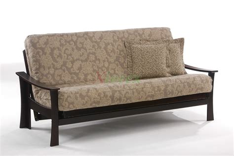 futon sofa day fuji futon sofa rosewood chocolate