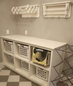 Laundry Room Basket Storage Laundry Room Storage Ideas And Designs To Make The Room Look Neater Decolover Net