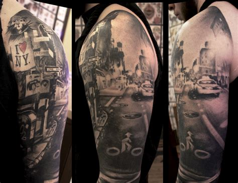 new york tattoo artists luke loporto certified artist