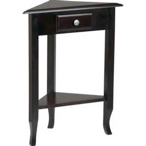 Corner Entry Table Corner Accent Table For The Entryway For The Home