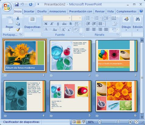 varias imagenes en una diapositiva powerpoint curso de powerpoint 2007 lecci 243 n 1 mini barra de