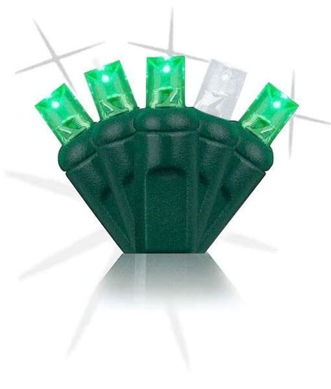 strobeing icicle lights at universal studios christmas decorations 5mm green white strobe lights strobing static led lights 50 bulbs 6