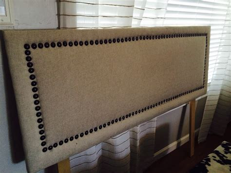 diy upholstered headboard likehearted