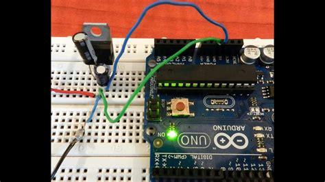 battery   voltage regulator ic youtube