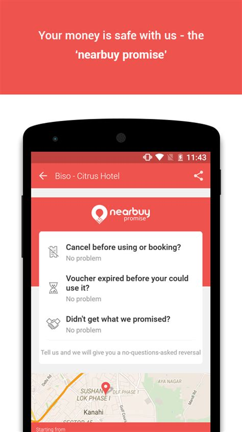Play Store Nearbuy Nearbuy By Groupon Android Apps On Play