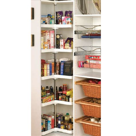 Lazy Susan Pantry Shelves by Rev A Shelf Traditional Quot 5 Tray Kidney Shape Lazy Susan