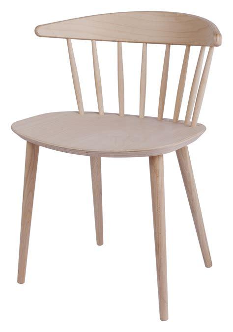 chaises paillées chaise j104 bois bois clair hay