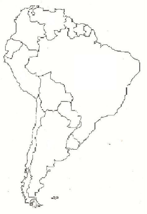 printable map of south america antagonist placeholder