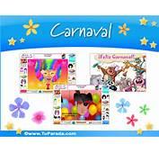 Tarjetas De Carnaval  Postales