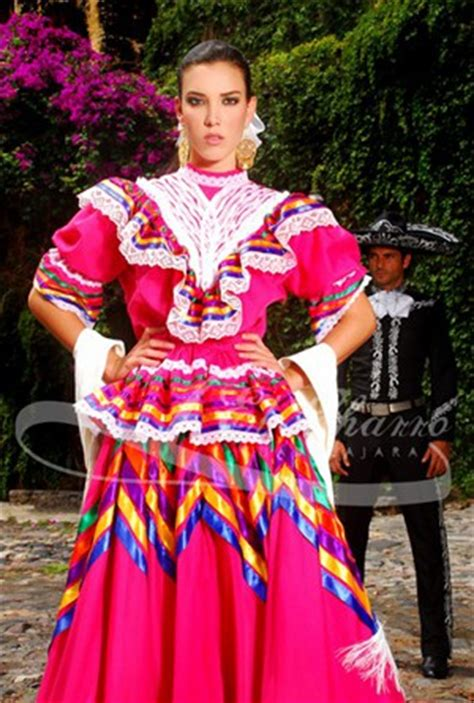 the typical dress from jalisco is what is called an