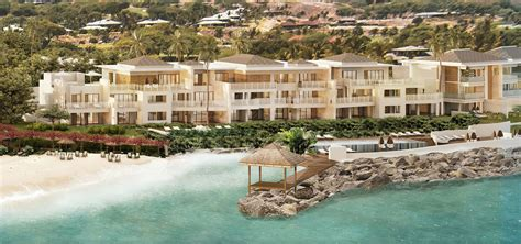 4 bedroom resort townhouses for sale hodges bay antigua