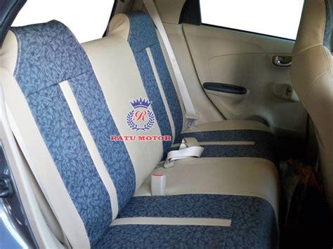 Sarung Jok Mobil Xpander Bahan Mb Tech 3 sarung jok brio bahan mb tech sarung jok ratumotor id