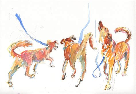 doggy gestures in urban sketching the complete guide ben the dog moveable paintbox