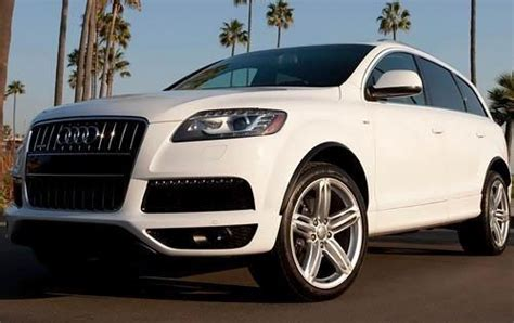 how it works cars 2011 audi q7 transmission control used 2011 audi q7 for sale pricing features edmunds
