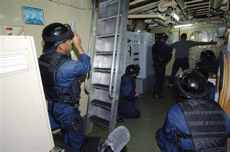 Search And Seizure File Us Navy 060826 N 6240r 001 Columbian Visit Board Search And Seizure Vbss Team