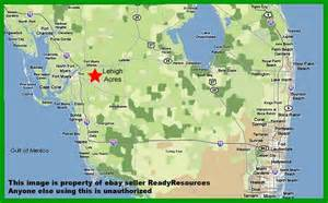 lehigh florida map 1 2 acre lot land lehigh acres sw florida ft myers