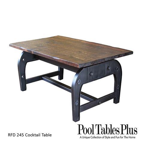 Pool Table Coffee Table Pasadena Cocktail End Tables