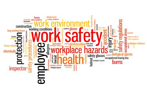 Occupational Hazard by Health Safety Caring For Our Employees And Our Customers