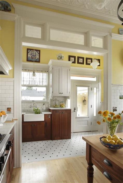 Annas Kitchen by S Vintage Kitchen Traditional Kitchen Portland By Arciform