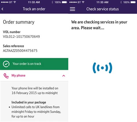 contact bt mobile the my bt app manage your bt account using your