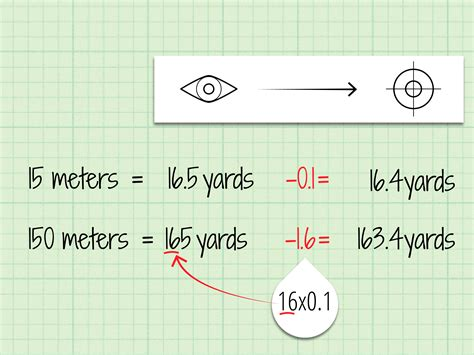 yards to meters how to convert meters to yards 9 steps with pictures