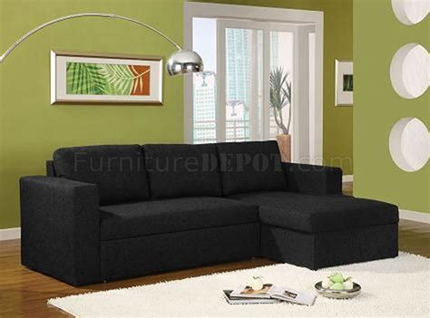 Gray And Black Microfiber Sectional by Choice Of Black Or Grey Microfiber Sectional